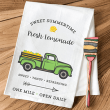 Load image into Gallery viewer, Fresh Lemonade Farmhouse Truck