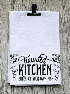 The Haunted Kitchen