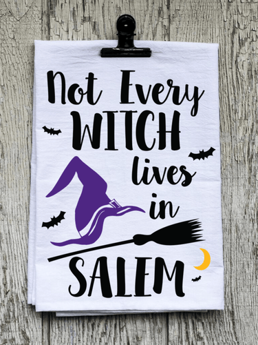 Witches In Salem