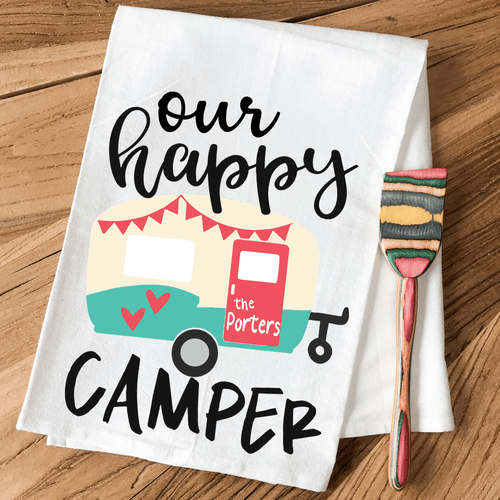 Our Happy Camper - Personalized