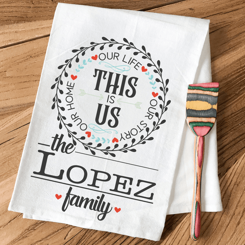 This Is Us - Personalized