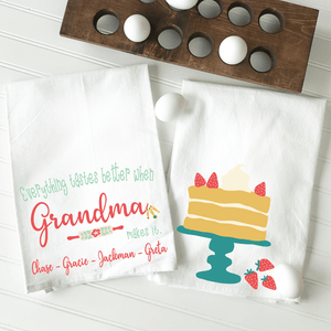 Grandma's House - Personalized