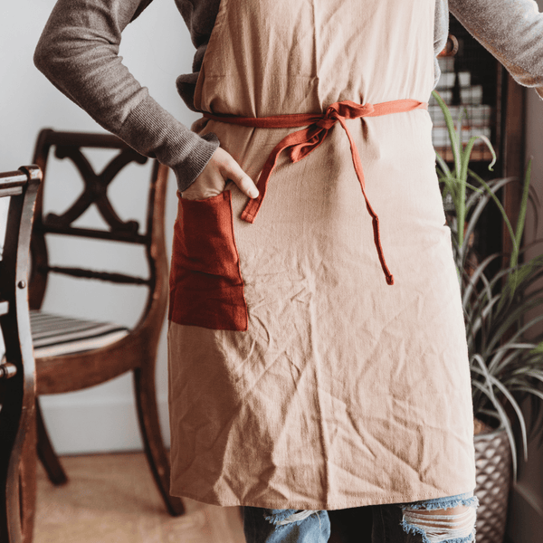 Almond - All-Day Classic Apron