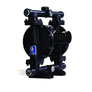 "Husky 1050 Aluminum (1"" NPT) Pump, Standard Aluminum Center Section, TPE Seats, Acetal Balls & TPE Diaphragm 647666"