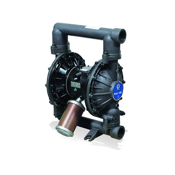 "Husky 1590 Aluminum (1-1/2"" NPT) Standard Pump, Aluminum Center Section, TPE Seats, Acetal Balls & TPE Diaphragm DB3525"