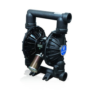 Husky™ 2150 Aluminum Air Operated Double Diaphragm Metal Pump, TPE/Acetal DFC525