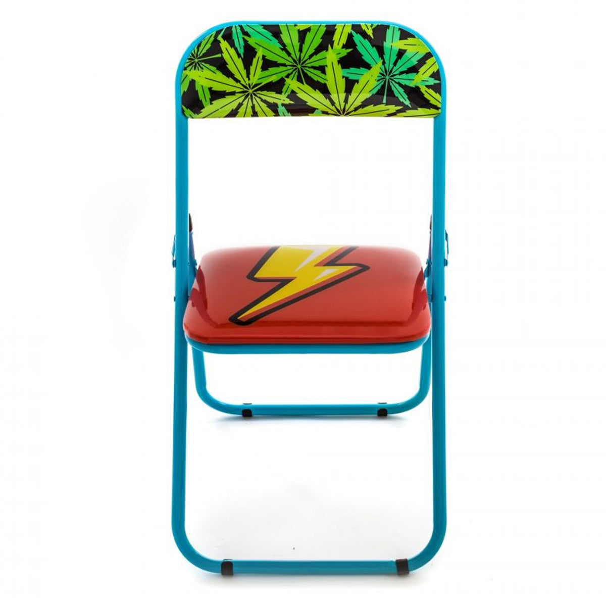Seletti X Studio Job Folding Chair 'Flash'