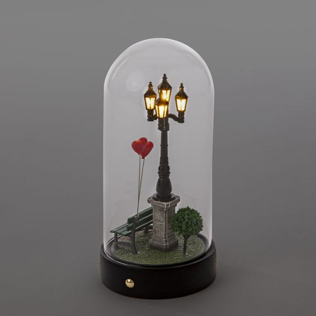 My Little Valentine Lamp