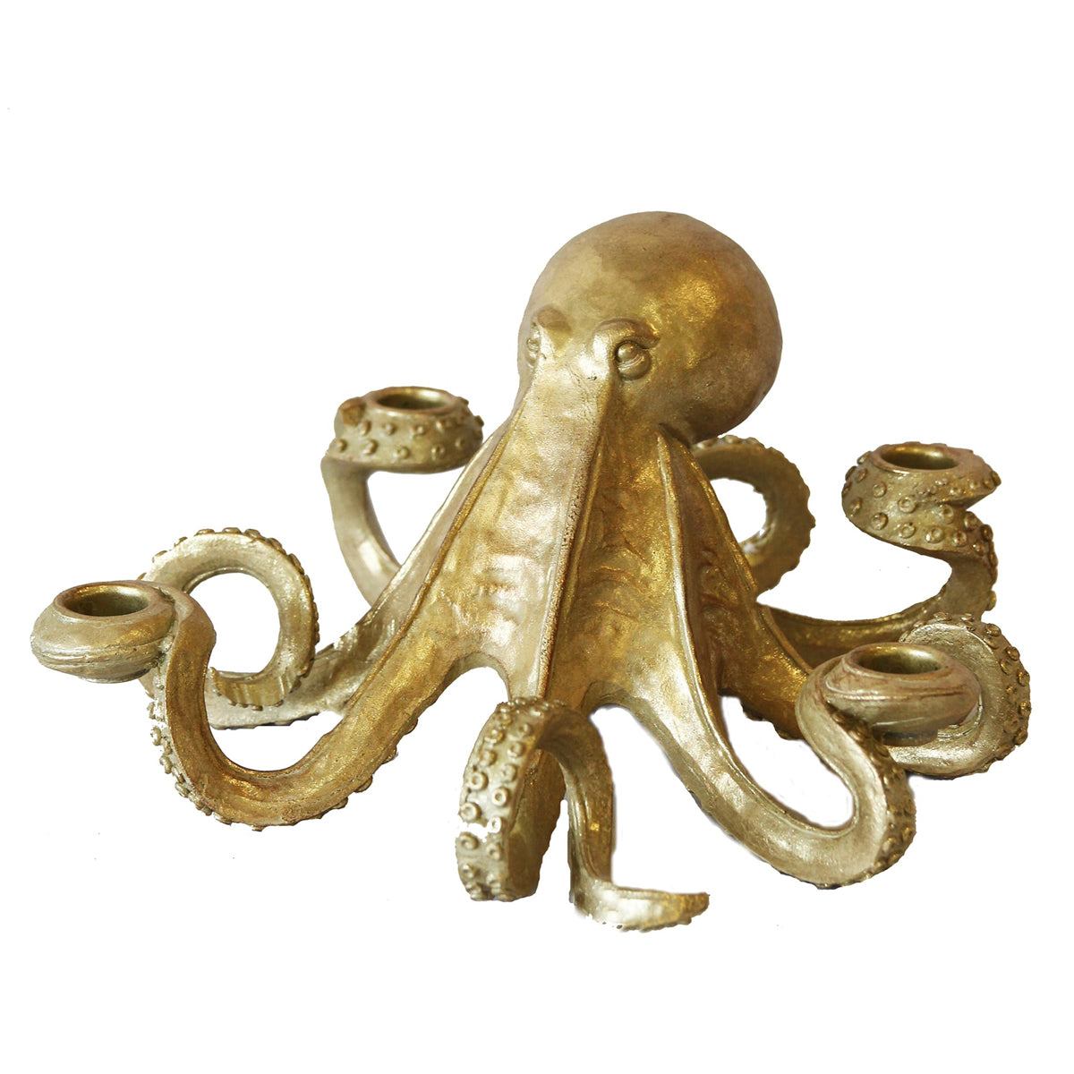 Octopus Candle Stick Holder