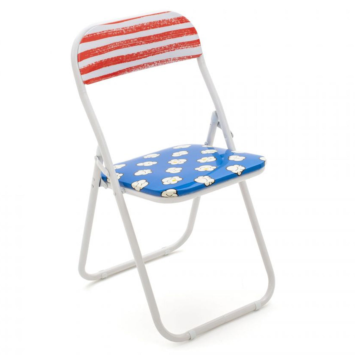 Seletti X Studio Job Folding Chair 'Popcorn'