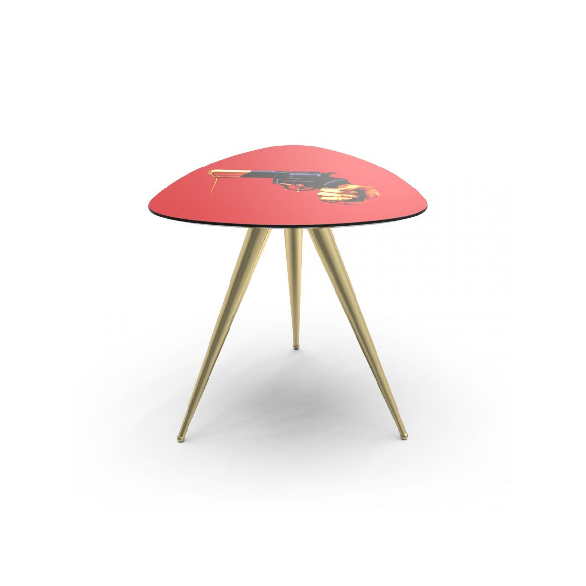 Seletti X Toiletpaper 'Revolver' Side Table