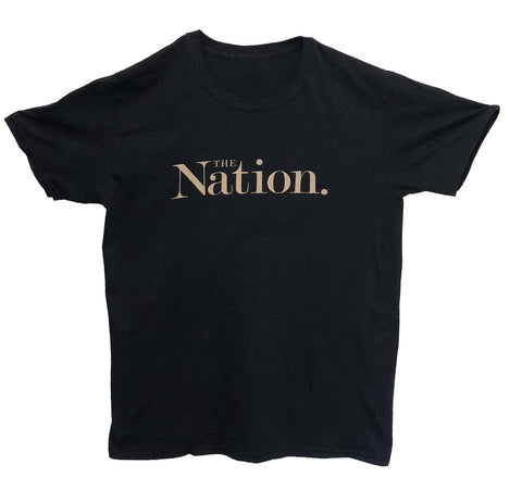 Men's Nation Logo T-Shirt