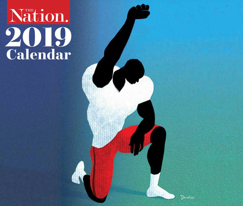 The Nation 2019 Wall Calendar