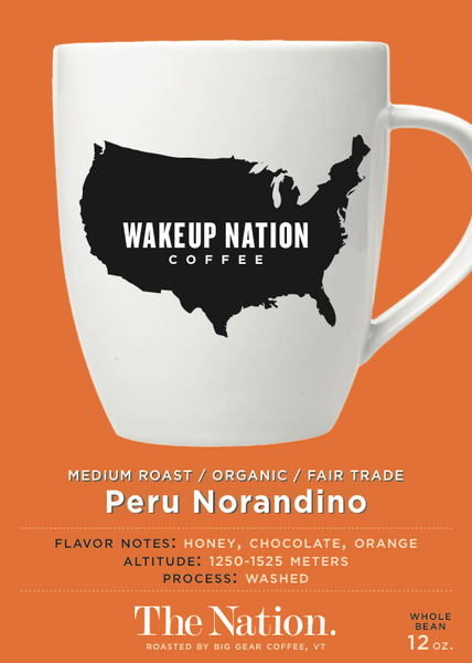 Wakeup Nation Coffee