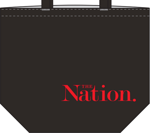 The Nation Tote - Reusable Shopping Bag