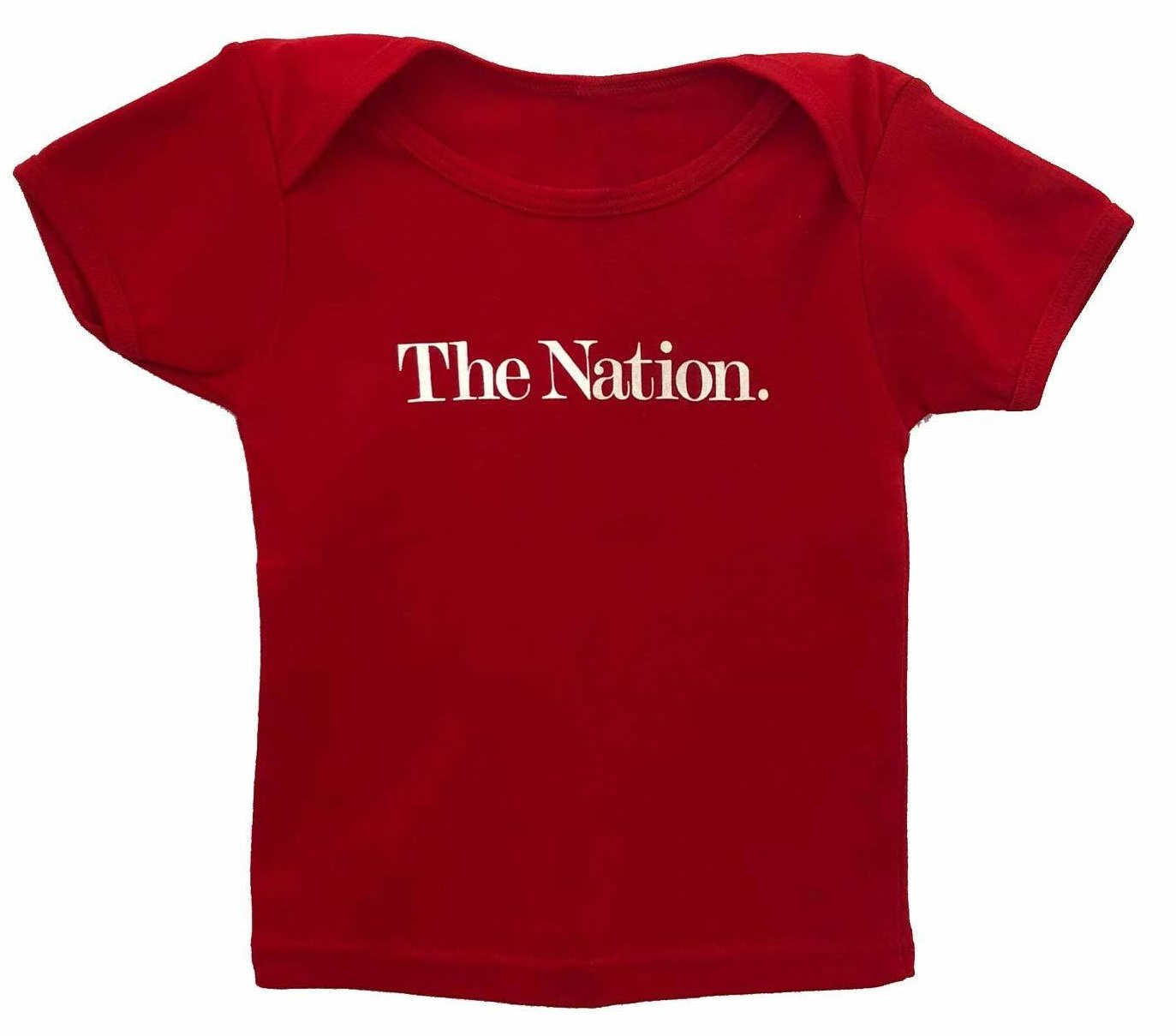 The Nation Baby Shirt