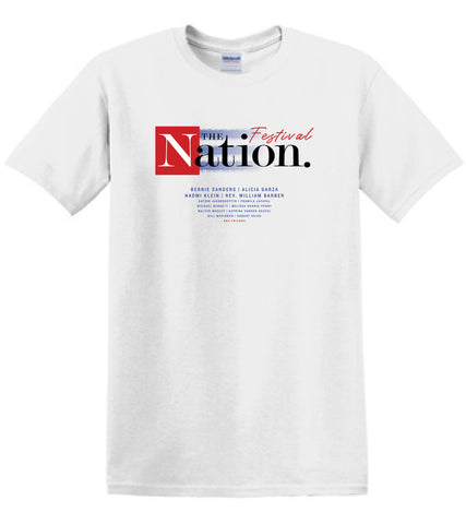 The Nation Festival  Commemorative Shirt
