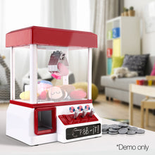 Load image into Gallery viewer, Kids Carnival Claw Machine - Red