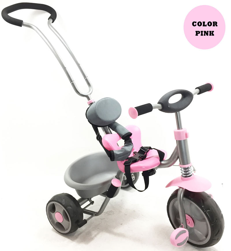 Deluxe Rear Steerable Trike