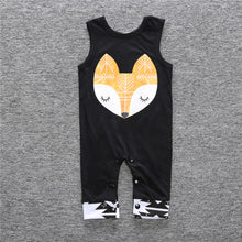 Load image into Gallery viewer, Lil Fox Romper