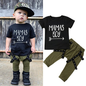 Mamas Boy Swag Set
