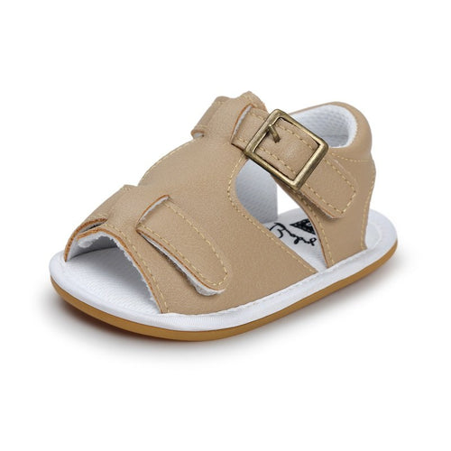 Vegan Leather Baby Sandals