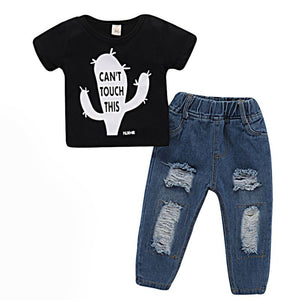 The Cactus & Jeans Set