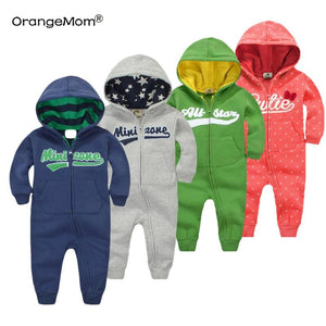 Assorted Tracksuit Rompers