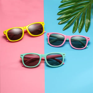 Polarized Kids Sunglasses-  UV400