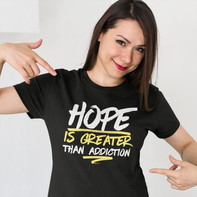 Hope Is Greater Than Addiction | Shenandoah Valley Adult and Teen Challenge