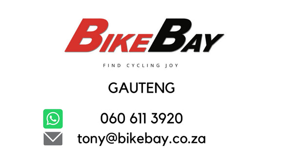 BikeBay Showroom Gauteng