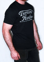 Load image into Gallery viewer, Thornton Hundred logo t-shirt