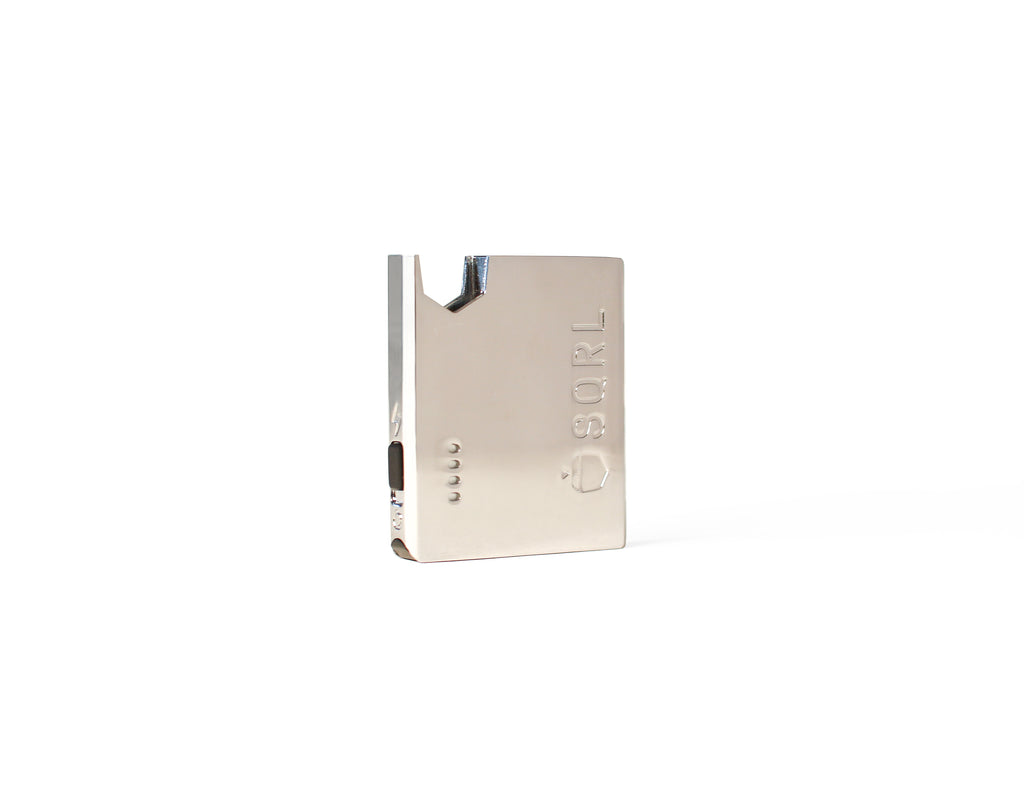 SQRL NCT Compatible Pod Device - Silver (Chrome)