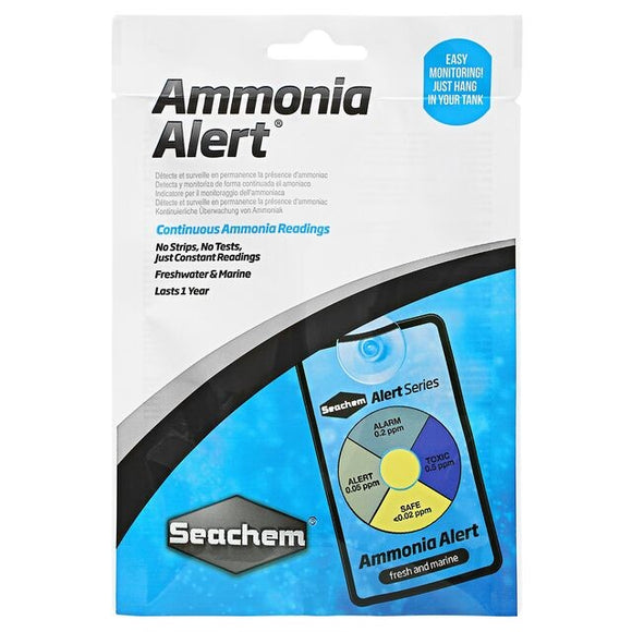 SEACHEM AMMONIA ALERT STICK ON