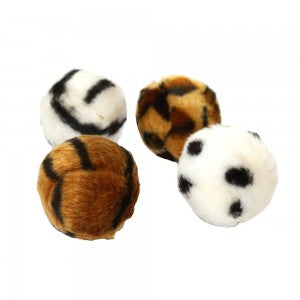 CAT TOY JUNGLE BALLS
