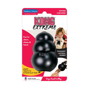 KONG EXTREME BLACK - MEDIUM