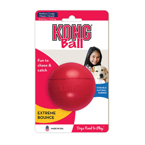 KONG SOLID BALL LGE