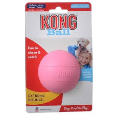 KONG PUPPY BALL MED/LARGE