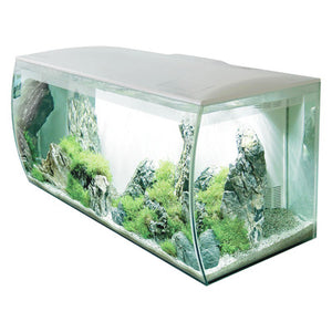 FLUVAL FLEX AQUARIUM UNIT 123LTR WHITE