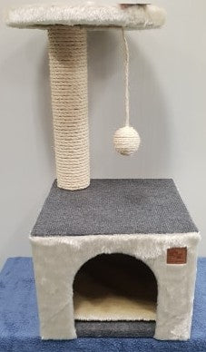CUBBY HOLE SCRATCHER - PET237