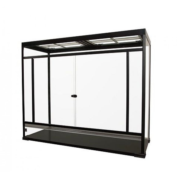 PETMAGIC GLASS VIVARIUM 120X60X120CM