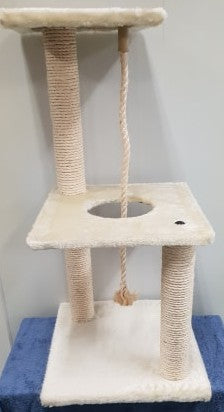 CAT TREE FIREMAN STYLE - PET312