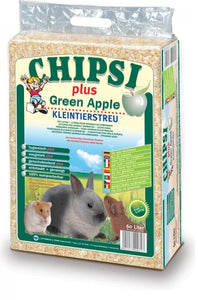 CHIPSI PLUS GREEN APPLE- 3.2KG