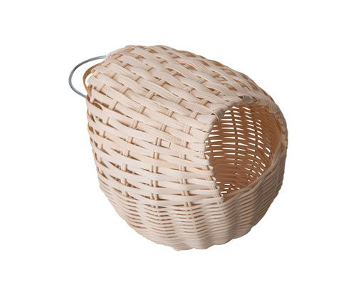 NEST CANE FINCE COVERED -MED