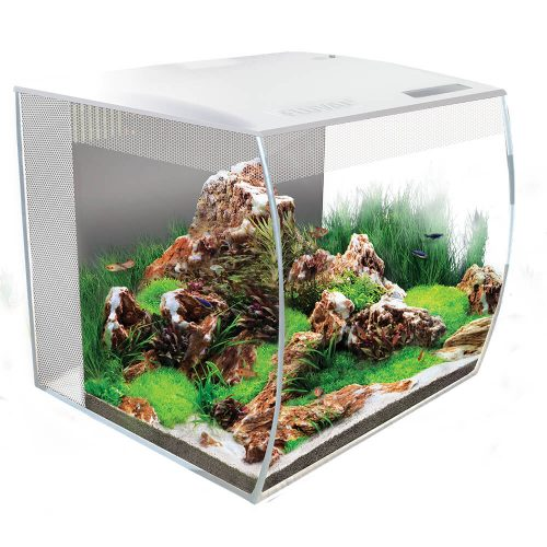 FLUVAL FLEX AQUARIUM UNIT 57LTR WHITE