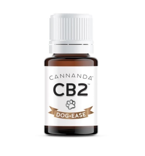 CANNANDA DOG EASE CB2 TERPENE BLEND VIAL 4.2ML