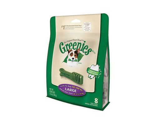 GREENIES TREAT-PAK 340G LARGE