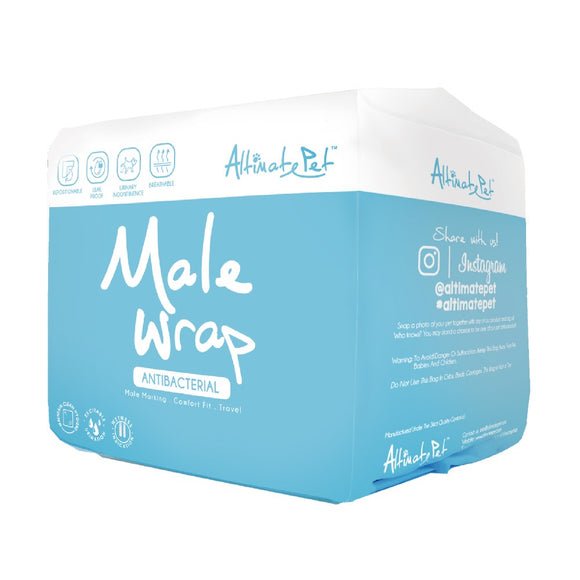 ALTIMATE PET MALE WRAPS LARGE 8PK
