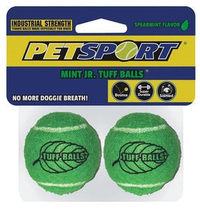 JUNIOR MINT BALLS 5CM 2PK