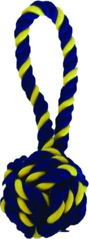 TWISTED MINI BRAIDED MONKEY FIST 17CM